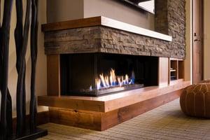 Ortal 130 LS Fireplace